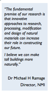 Supertall timber quote
