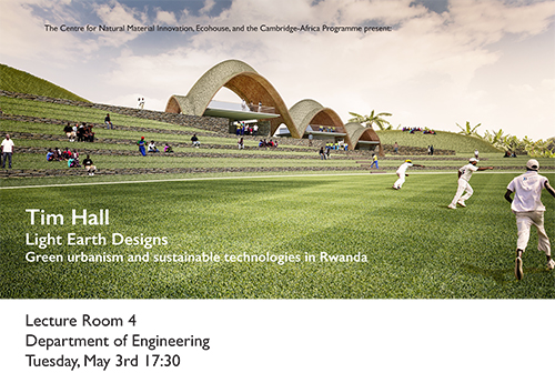 Tim Hall Lecture Poster
